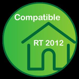 Compatible réglementation thermique - RT2012
