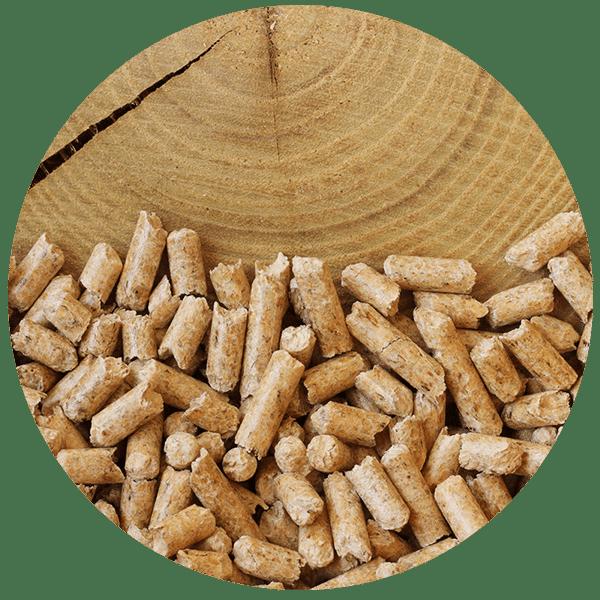 Le granulés de bois, énergie renouvelable et combustible le plus performant, économique et ultra écologique