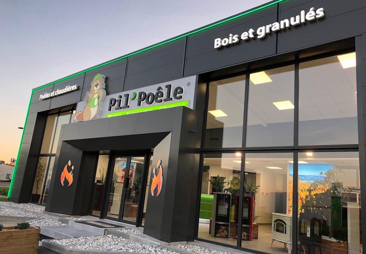 Trouvez le magasin Pil'Poêle le plus proche de chez vous