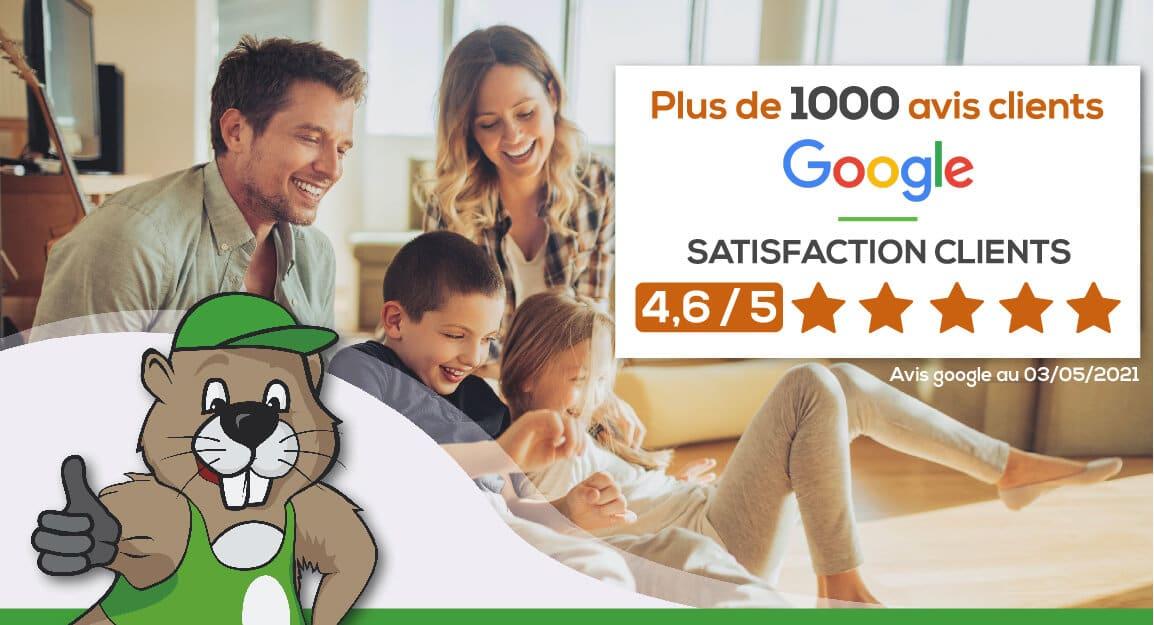 Satisfaction clients entreprise Pil'Poêle